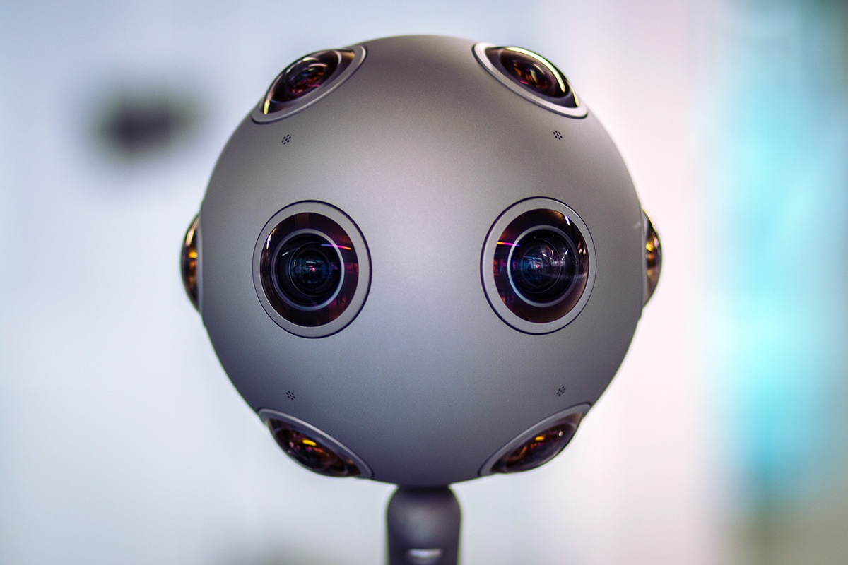 Pushing Stereo 360 Boundaries with Nokia OZO